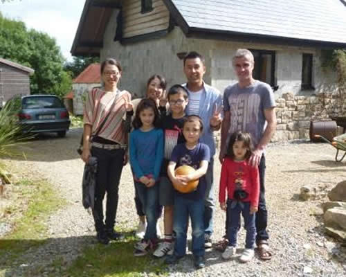 English Language Homestays